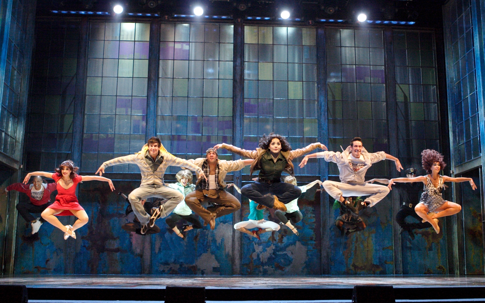 flashdance the musical tickets are an exceptional shallow